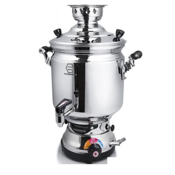 سماور گازی ٨ لیتری با شیر استاندارد  G-200