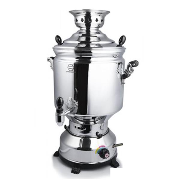 سماور گازی 20 لیتری با شیر استاندارد  G-700